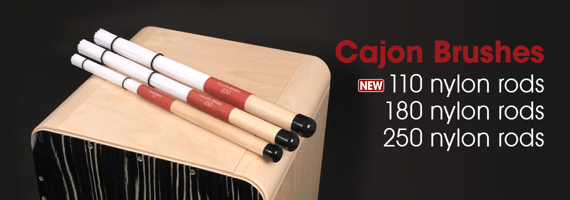 Cajon Brushes
