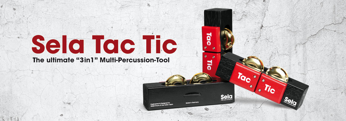 Sela Tac Tic - Cajon Add-on