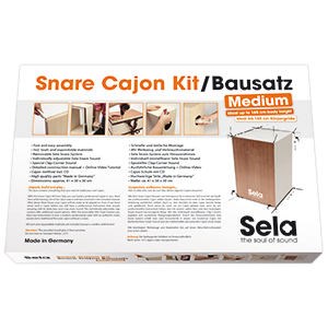 Snare Cajon Kit Medium