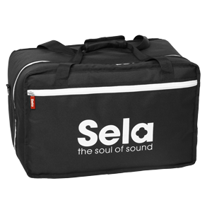 Sela Cajon Bag Black