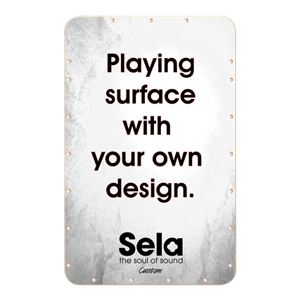 Sela Custom Playing Surface