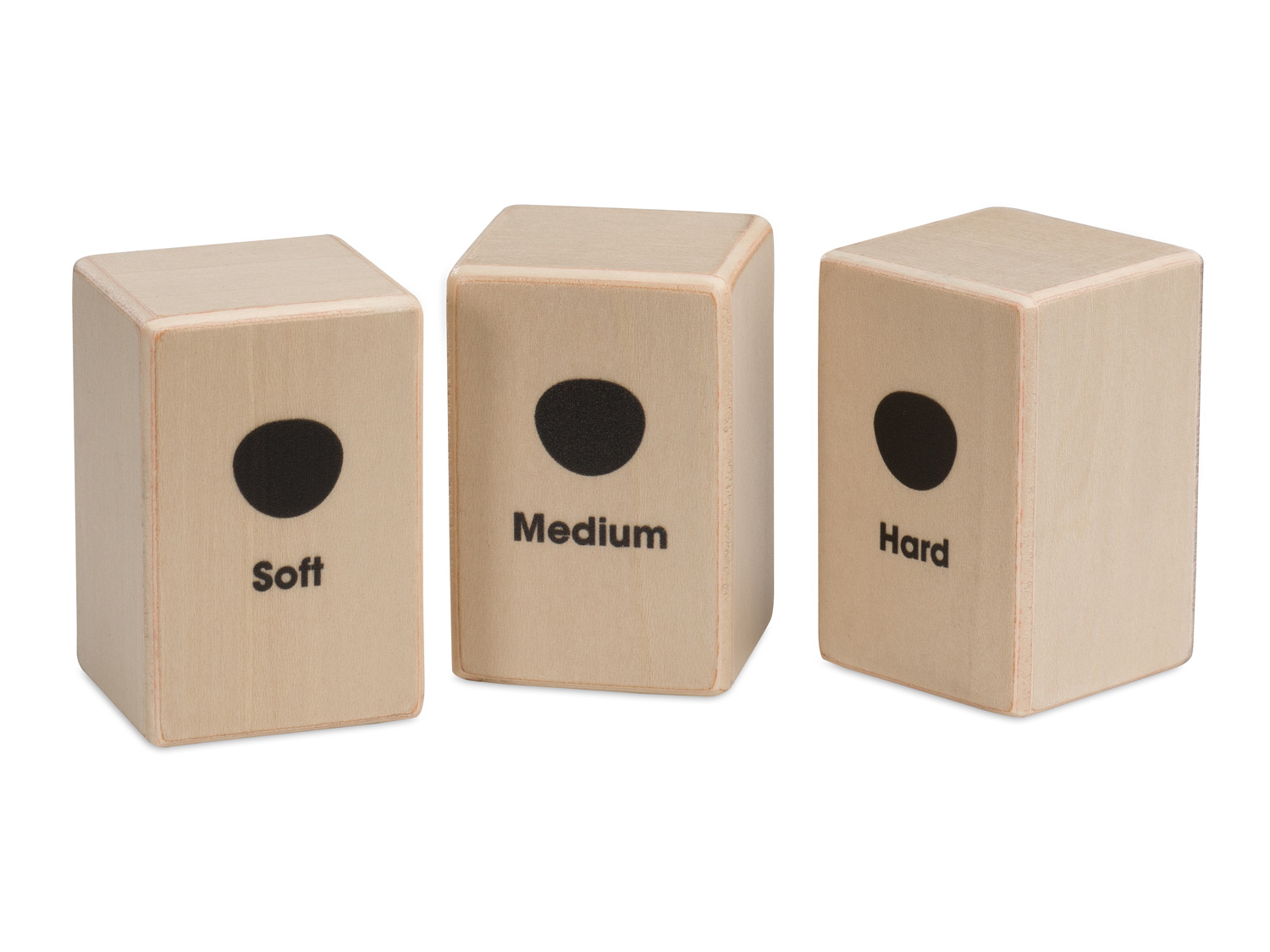 Sela Mini Cajon Shaker Set Product Photos 3